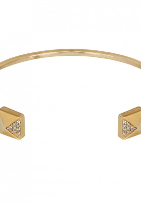 bangle square gold