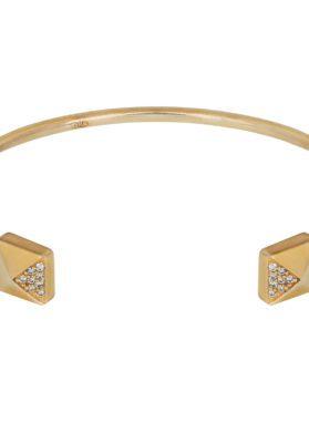 bangle square gold
