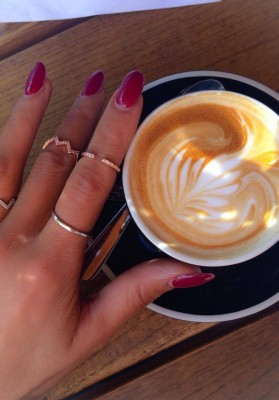 sydney fashion blogger knuckle rings